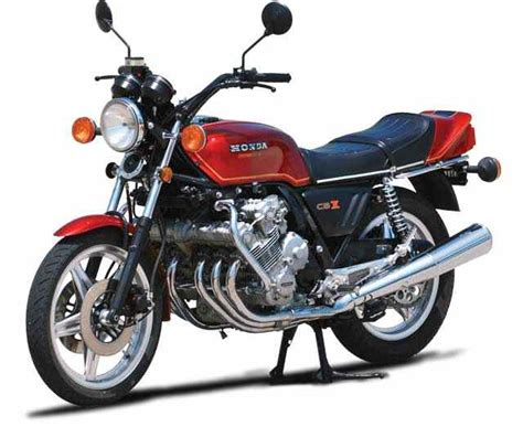 The Honda Cbx 1000  Classic Japanese Motorcycles