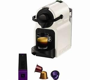 Nespresso Inissia Krups : buy nespresso by krups inissia xn100140 coffee machine ~ Melissatoandfro.com Idées de Décoration