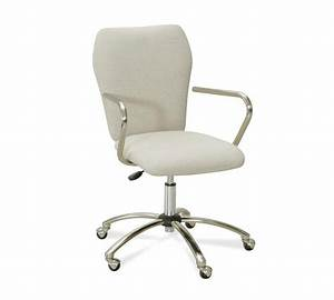 Airgo Swivel Desk Chair Pottery Barn AU