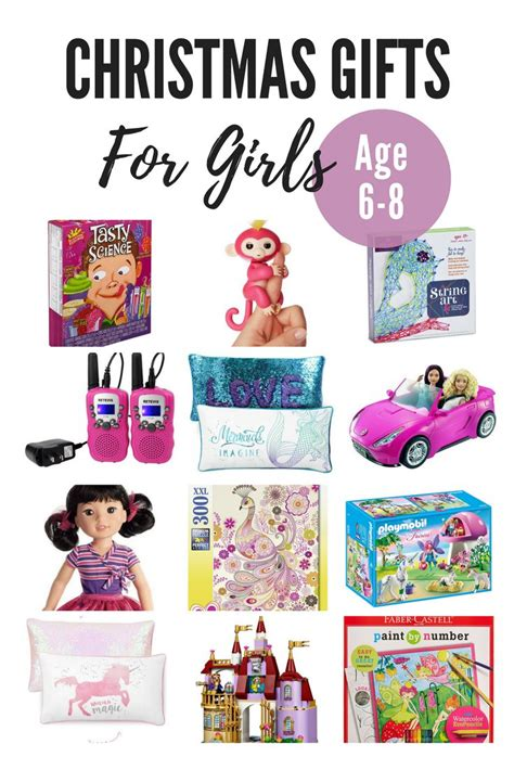 top gifts for girls age 6 8 the 25 best toys age 8 ideas on toys age 10 toys age 7 and 4