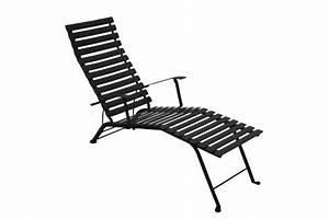 Chaise Bistro Fermob : chaise longue bistro fermob latour mobilier de jardin ~ Melissatoandfro.com Idées de Décoration