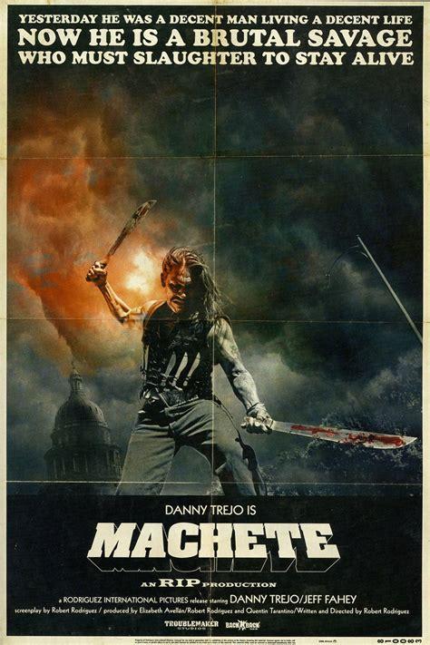 free movie poster machete 2010 poster freemovieposters net