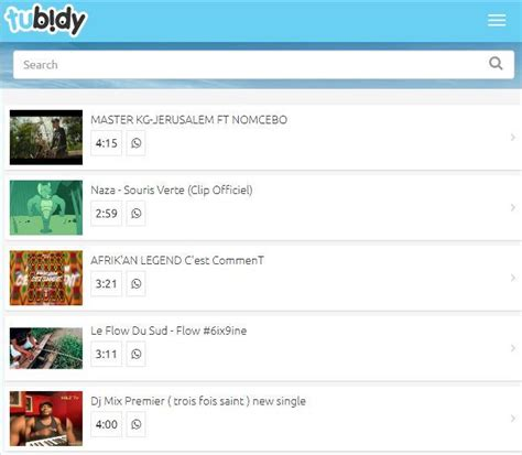 An extremely simple way to download online videos. Tubidy Mp3 Downloader - Convert Youtube Videos Online