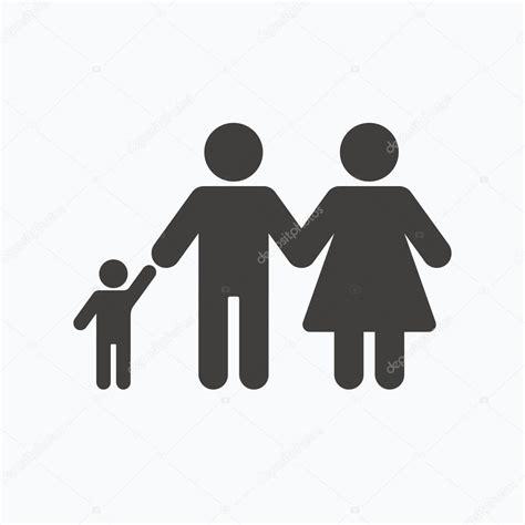 symbol familie familie symbol vater mutter und zeichen