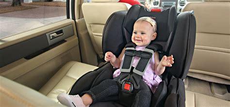 Top Ten Car Seat Misuses