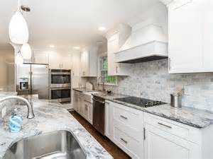 tile backsplashes kitchens 45 luxurious kitchens with white cabinets ultimate guide designing idea