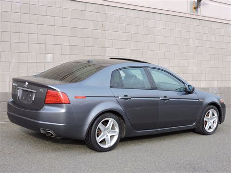 used 2006 acura tl advance auto at saugus auto mall