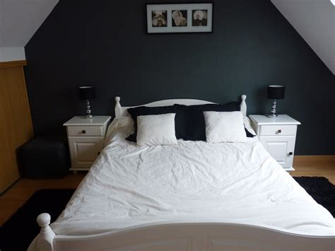 chambre adulte noir incroyable peinture deco chambre adulte 15 indogate
