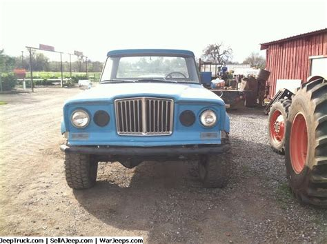 1968 jeep gladiator 1968 jeep gladiator 2