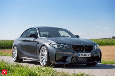 Bmw M2 And Audi Rs3 Get Vossen Wheels