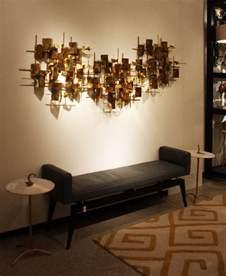 wanddeko wohnzimmer dekoideen wohnzimmer mit 3d wanddeko metall für moderne wandgestaltung freshouse