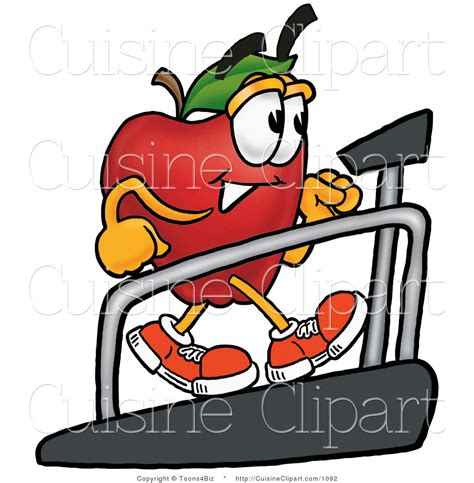 popular cuisine treadmill 20clipart clipart panda free clipart images