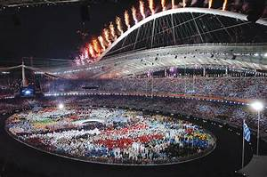 the 2004 olympics and the crisis four years later centives