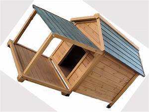 Pin dog houses extra large outdoor on pinterest for Extra large breed dog houses