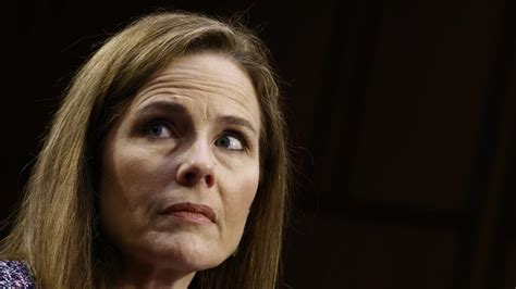 Watch the top moments from Amy Coney Barrett's Supreme ...