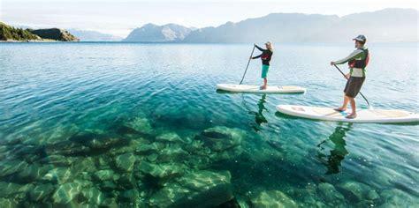 Stand Up Paddle Boarding Lake Wanaka Everything New