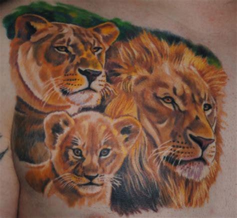 rooster loewen tattoos von tattoo bewertungde