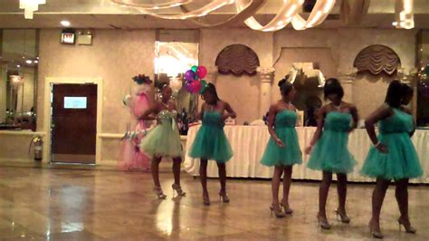 Nay-nay's Sweet Sixteen Dance #1 (end Of Time)
