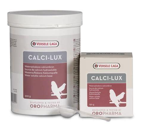 versele laga calci lux soluble calcium for birds calcium