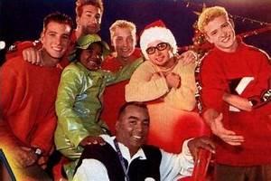 nsync merry christmas happy holidays christmas cards