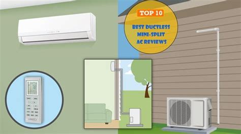 top   ductless mini split air conditioner system
