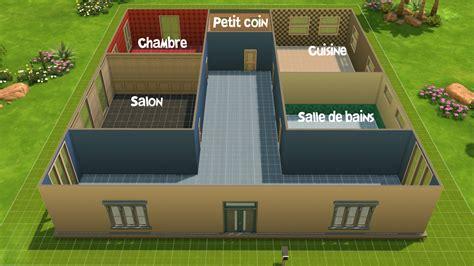 Maison Sims 4 Interieur