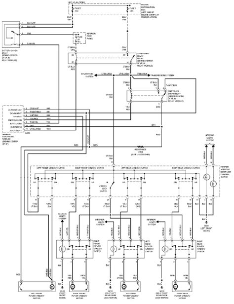 Wiring Schematic 2006 F250 Interior by Toyota Land Cruiser 4 2 1993 Auto Images And Specification