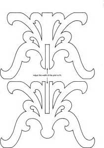 doll chair scroll saw woodworking archive