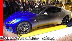 2020 Maserati GranTurismo Zéda Final Edition - YouTube