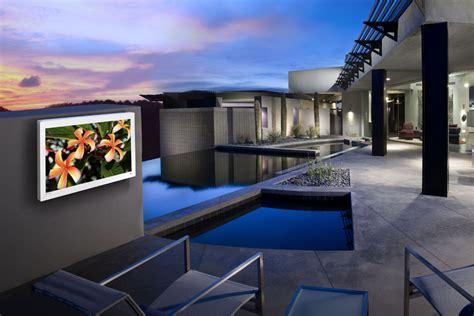 Outdoor Home Entertainment System Atlanta, Griffin