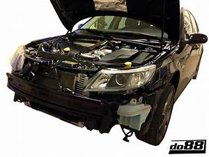 Saab 9-3 2 8t V6 2006- Intercooler