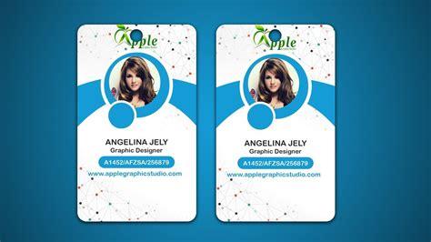 Design Id Cards & Id Badge