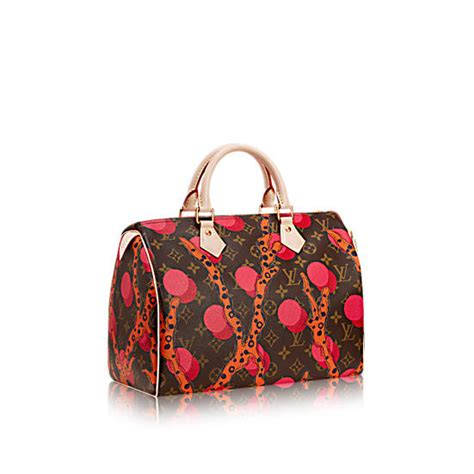 louis vuitton limited edition ramages collection  april  spotted fashion