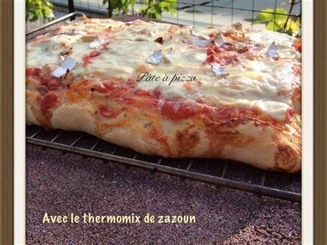 pate a pizza avec levure de boulanger recettes de pizza et p 226 te 224 pizza