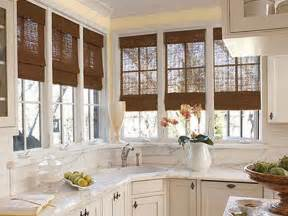 miscellaneous window treatment ideas for kitchen bay window interior decoration and home