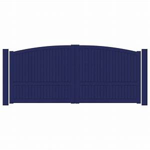 Portail Alu Battant 3m50 : portail battant 4m alu fabriqu en france top qualit ~ Dailycaller-alerts.com Idées de Décoration