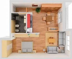Panelový byt 2+1 rekonstrukce