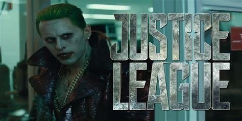 Justice League Jared Leto's Joker Not Appearing?
