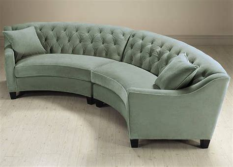 home decorators curved sofa curved tufted sectional sofa 750 in dfw metroplex