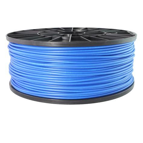 abs 3d drucker abs 216 3 00 mm blau 1 kg filament f 252 r 3d drucker 3d24 eu