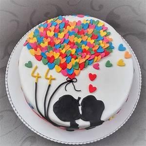 Torte Für Geburtstag : ich liebe dich torte ~ Frokenaadalensverden.com Haus und Dekorationen