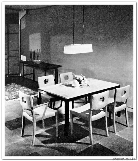 mid century modern coffee table book 1954 coffee table book of interior decoration mid century