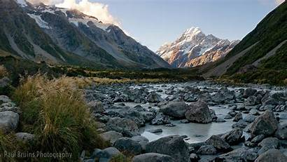 Resolution Mountains Desktop Rocky Snow River Mount