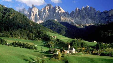 Nice Green Mountain Wallpaper | HD Wallpapers