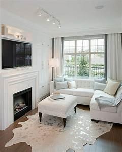 on vous presente le salon en cuir une tendance moderne With tapis moderne avec beau canapé en cuir