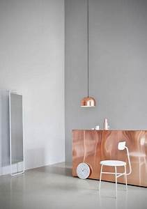 30 modern interior design ideas 10 great tips to use for Kitchen colors with white cabinets with copper pipe candle holder