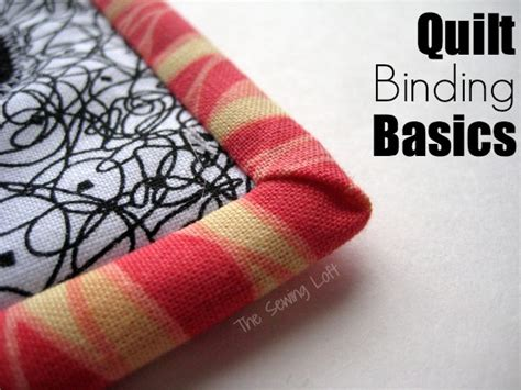 Quilt Binding Made Simple
