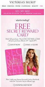 Victorias Secret Printable In Store Coupons 2014.html ...