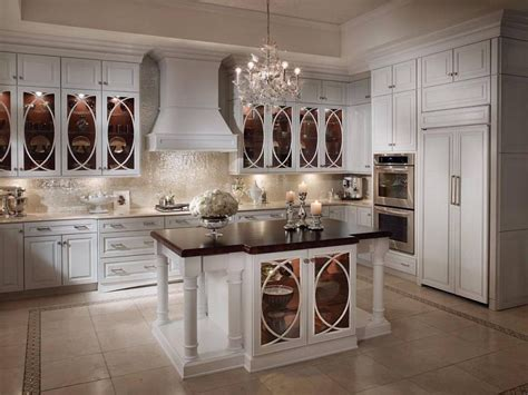 White Kitchen Backsplash Ideas Beige Ceramic Tile