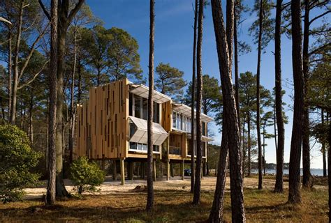 Loblolly House | Prefabricated Architecture Integrated ...